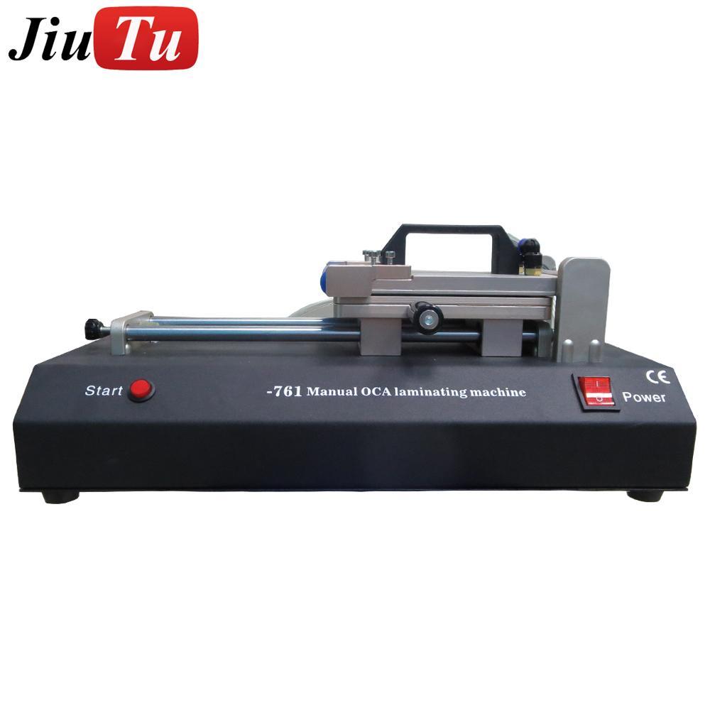 220 V / 110 V intégré Pompe à vide Universal OCA Film plastifier machine multi-usages Polarisation Laminage Pour écran LCD laminateurs