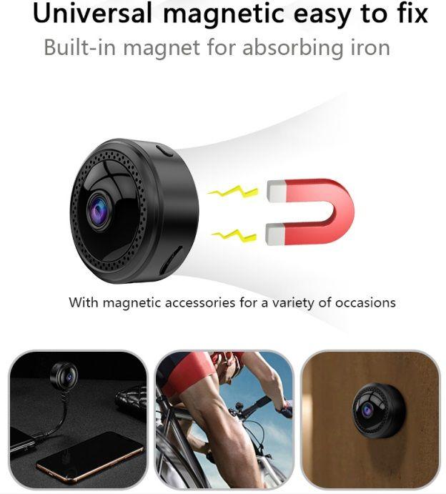 W12 Full HD mini wifi camera 1080P IR night vision mini DV camera Motion detection mini DVR home security surveillance camcorder