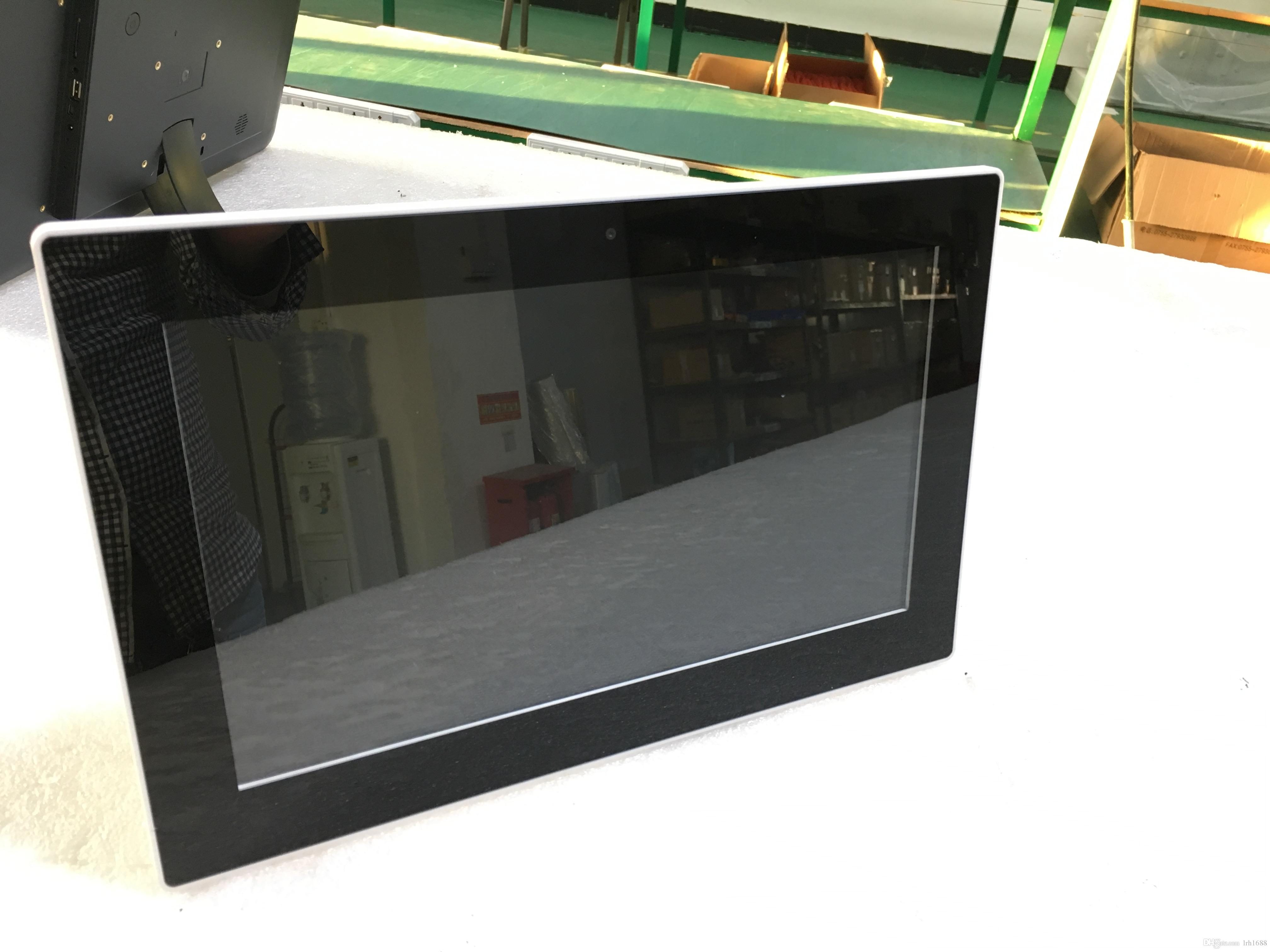 24inch 23.6inch capacity touch panel all in one Android tablet PC 3G/4G network support to integrate