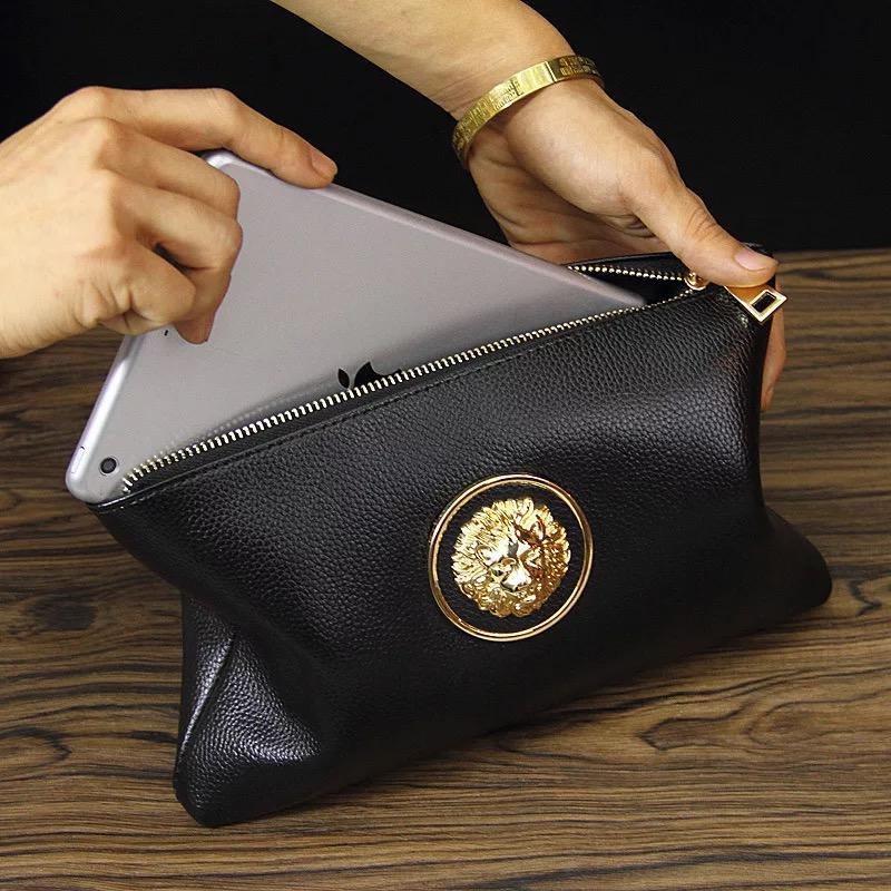 Bolsas de moda de diseñador / Embrague de moda con bolsos de bolsa de patrón / Mensaje de diseñador de moda liso en Modo Bolso Bolso Desrf