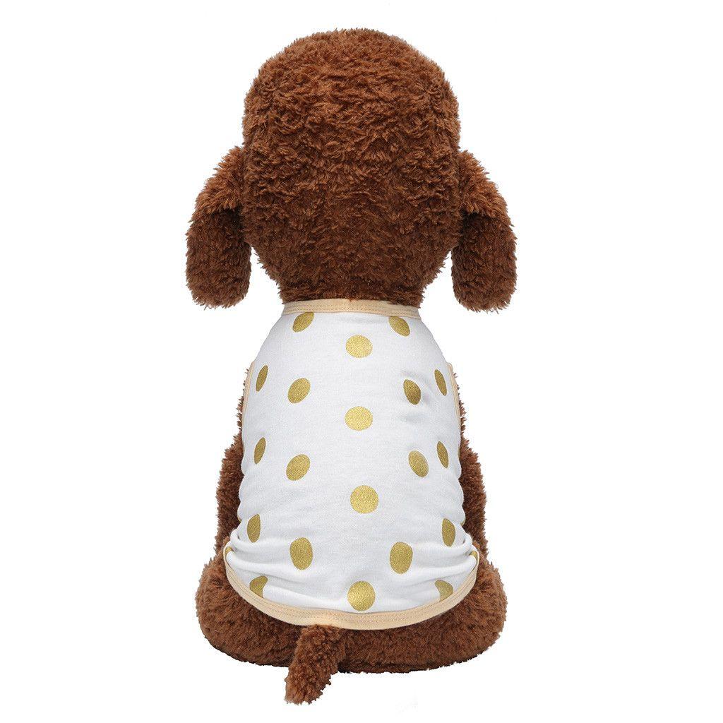 Muqgew Imprimir XS-L del animal doméstico del perro hoodies calientes de la ropa de perro pequeño traje nuevo de las llegadas desde Perros Bulldog Francés invierno Chihuahua