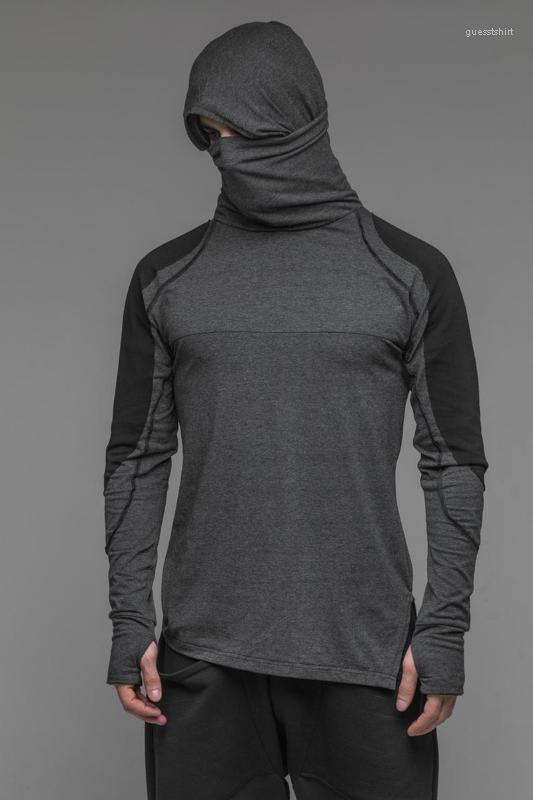 Designer Running Long Sleeved Hoodie Mens Sports Fitness Hoodies Solid Hooded