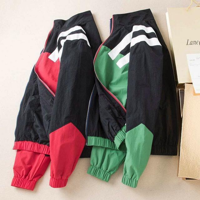 ice55 2019 Nouveau modèle d'été et d'automne Mode original Top qualité Casual manches longues veste Mans 0722