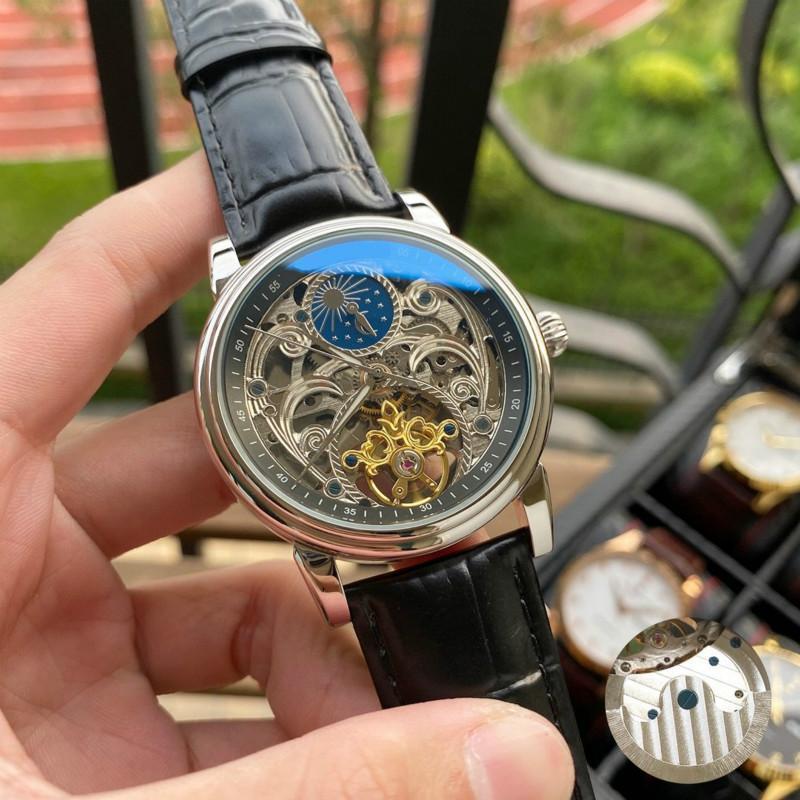 Designer-Uhren Luxus-Uhren Herren Automatik Uhr Classic 42mm Superqualität beobachten Gold-Uhr-freies Verschiffen