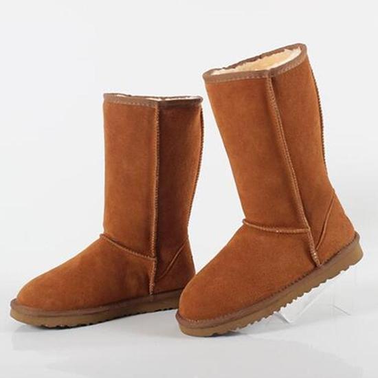 HOT NEW 디자이너 호주 고전 스노우 부츠 여성 마르스 옷 남여 겨울 신발 롱 부츠 고품질 브랜드 패션 가죽 EUR 35 ~ 44