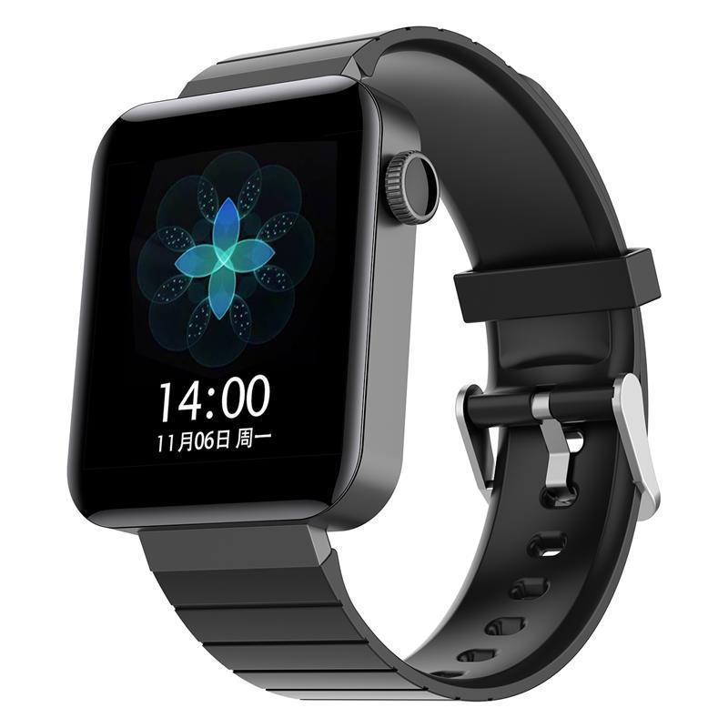 Neueste Smart Watch D8 Heart Rate Monitor Wasserdichte IP67 Fitness Tracker beobachten Schlaf-Monitor-Sport-Uhr für IOS Android