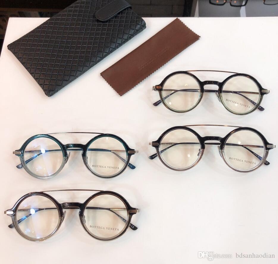hombres y mujeres 5186 vidrios de sol de marca gafas de sol gafas de sol polarizadas ov5186 45mm retro ov diseñador de la vendimia al por mayor