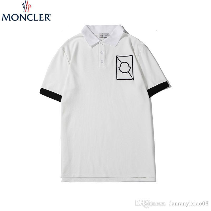 usura 20ss Summer Street Europa Parigi Moda Uomo di alta qualità magliette del cotone maglietta casuale Donna sportiva Tee G maglietta G1631