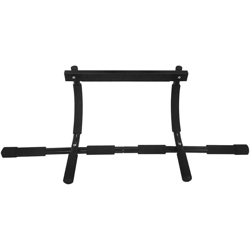 Multifunctional Upper Body Workout Bar Doorway Pull Up Chin Up Bar for Home Gym Exercise Fitness