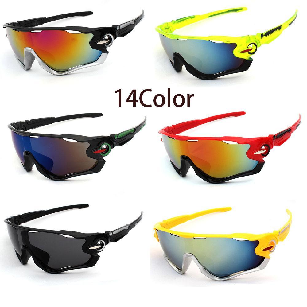 Велосипед Eyewears UV400 Велоспорт Солнцезащитные очки Автомобильный спорт очки Оптовая Рыбалка Бег Пешеходные Eyewears Мужская ветрозащитный очки