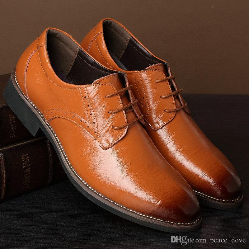 scarpe spogliatoio per gli uomini scarpe aziendali per gli uomini signori scarpe moda sapato oxford masculino zapatos de vestir para hombre sapatos sociais