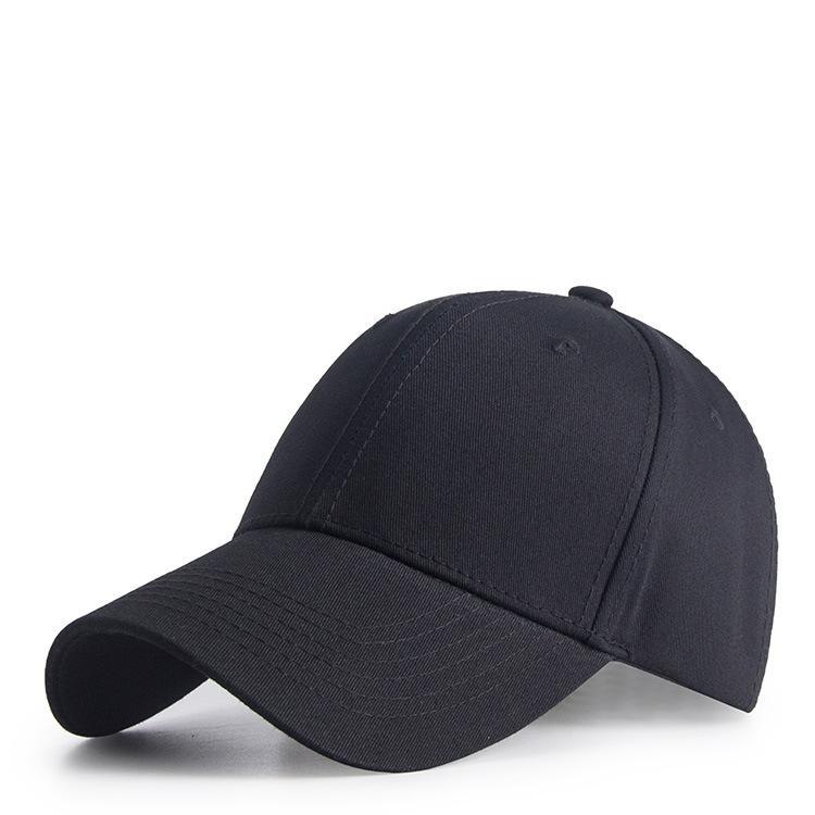 20 colores de la buena calidad en blanco sólido llano del Snapback de las gorras de béisbol Solid Caps balom baloncesto ajustables