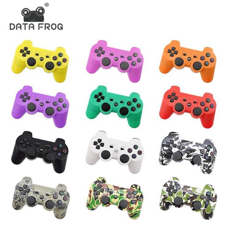 Data Frog For Sony Playstation3 For Ps3 Controller Wireless Bluetooth Gamepad Joystick For Mando Ps3 Pc Gamepads Controle Game Controller Buttons Best Pc Game With Controller From Ykwky99 18 62 Dhgate Com