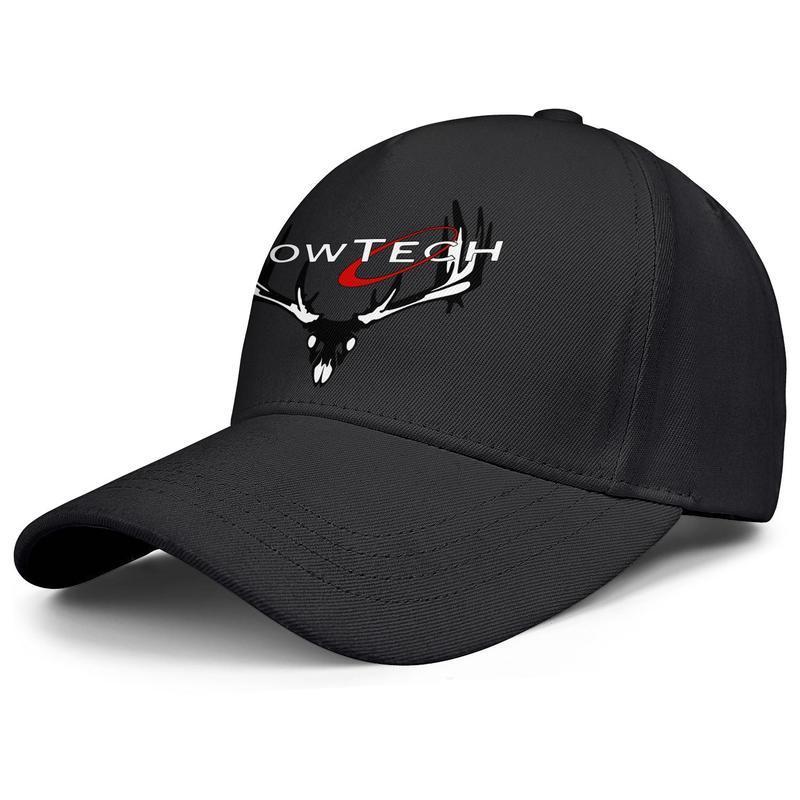 Unisex Boy Camo Hip Hop Hat Rugged Baseball Cap BLFHJ Bowtech-Archery-Logo