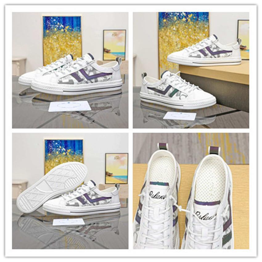 2020 sitio web oficial de la moda zapatos casuales calidad antideslizante resistente al desgaste del caucho natural de los hombres mismos suela de los zapatos dignificó elegantfashion1