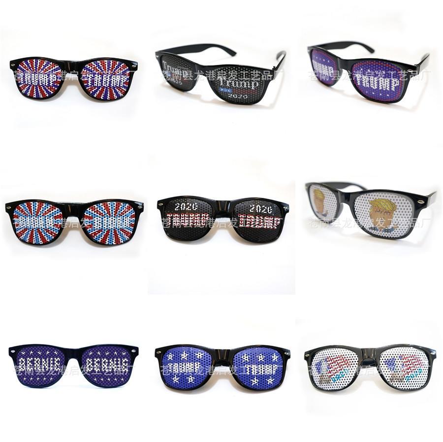 Свободная перевозка груза 2020 Mens женщина Trump Sunglasses Luxury Sunglasses Trump стекло Adumbral очки UV400 Модель Дополнительно Высокое качество # 379