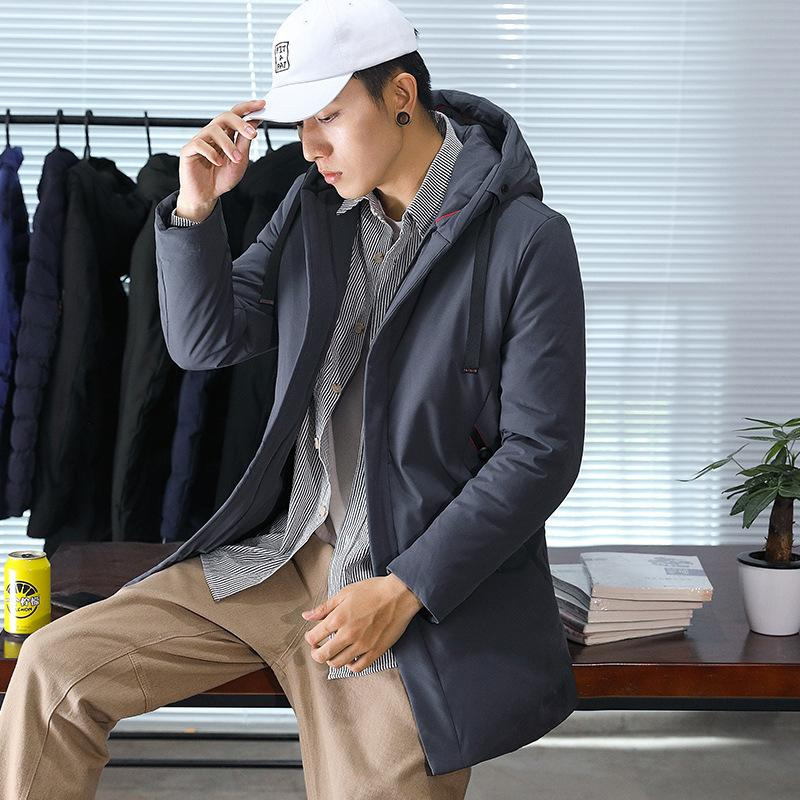 2020 Mens Designer Canadian Jacket Goose Down Cap Coat Medium And Long Loose Youth Fashion Clothes Sni5 From Efsports 128 38 Dhgate Com