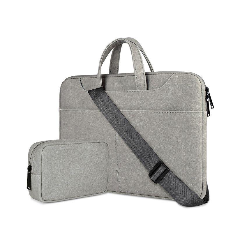waterproof Laptop bag 15.6 15 14 13.3 13 inch Shoulder portable Messenger Women Notebook bag for macbook air bag