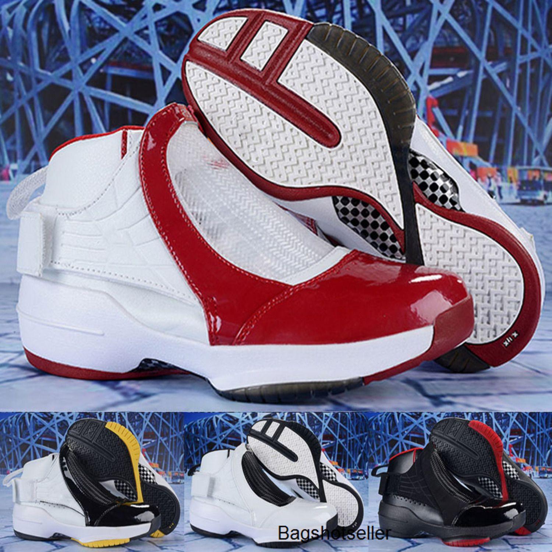 2020 Yeni Geliş Jumpman 19s Çocuklar Retro Basketbol Ayakkabı erkek Ayakkabı çalışan 19 XI Altın / Şampiyona MVP Finalleri eğitmenler spor ayakkabısı