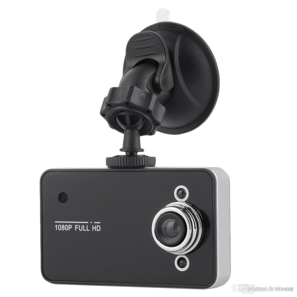 "2.4"" Full HD 720P TFT SCREEN Camera Car DVR Camera Recorder Dash Cam Camcorder Vehicle With G-sensor Registrator in Retail Box in stock"