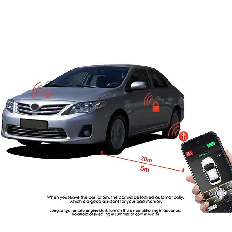 2020 Car Alarm System Best Remote Start 3 Mile Range Central Locking System Universal Keyless Entry Start Stop Auto Car Alarm From Niumou 186 13 Dhgate Com