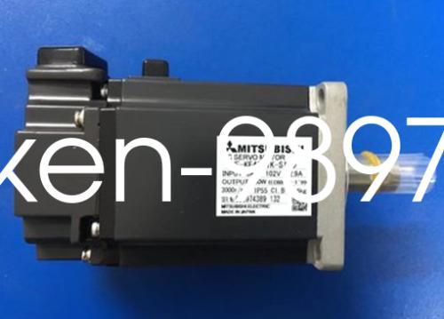 1Pc Новой Mitsubishi серводвигатель двигатель HF-KE43W1K-S100 #HY