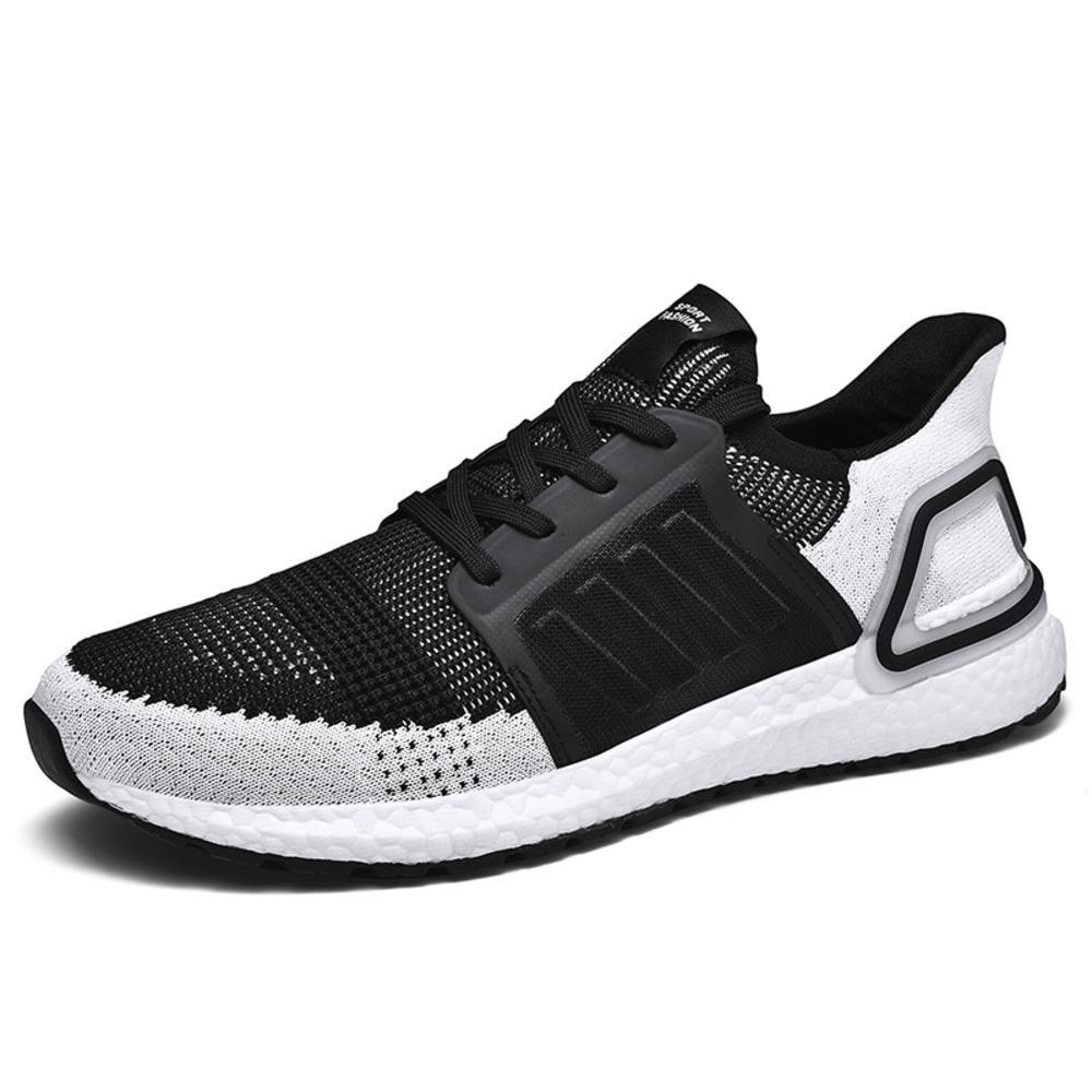 Los hombres vendedores calientes forman los zapatos ocasionales con cordones cómodo zapatos de los hombres de Usar-resistencia antideslizante zapatillas para adultos, hombres Footwears