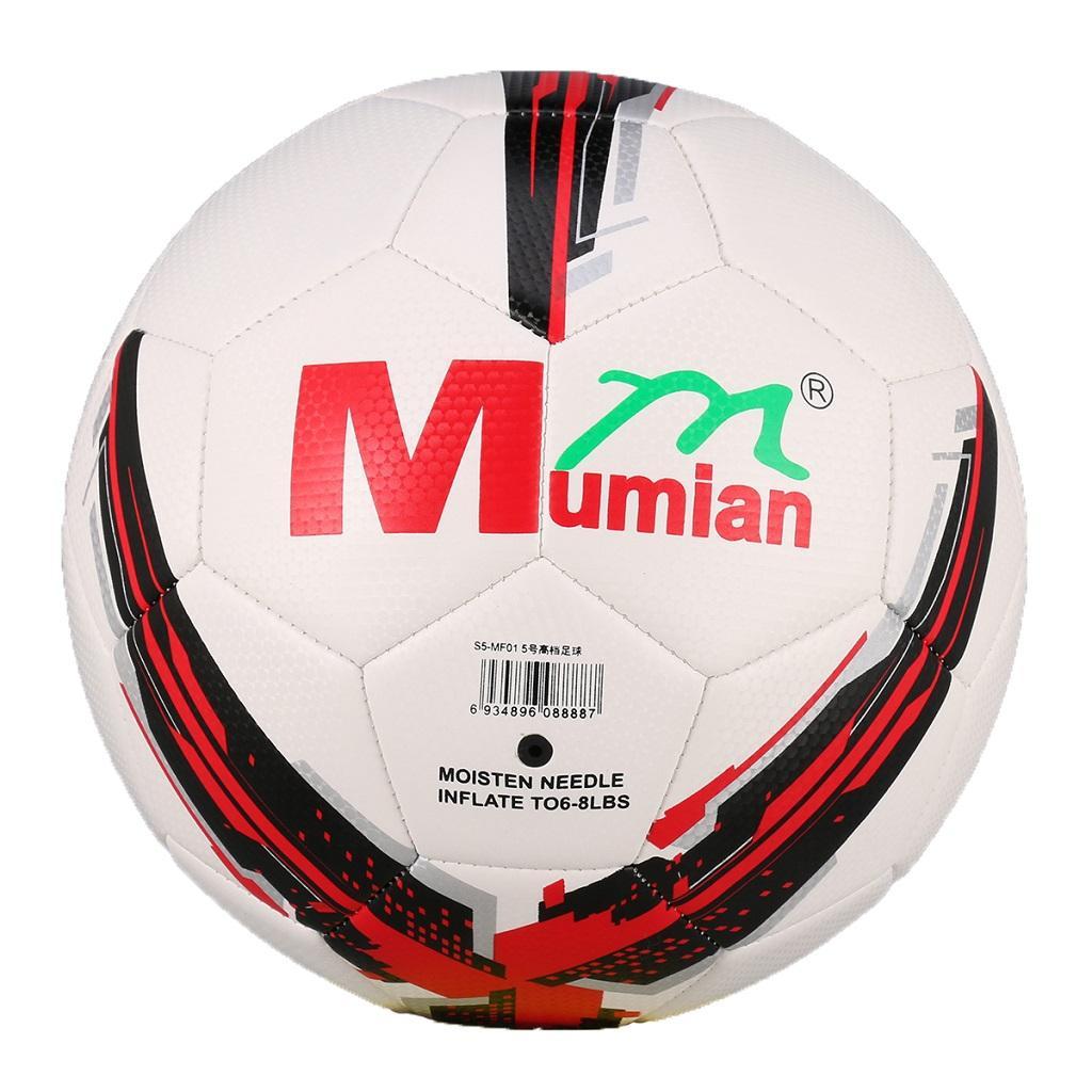 Tamaño del balón de fútbol 5 con los adultos neto Inflar For Kids