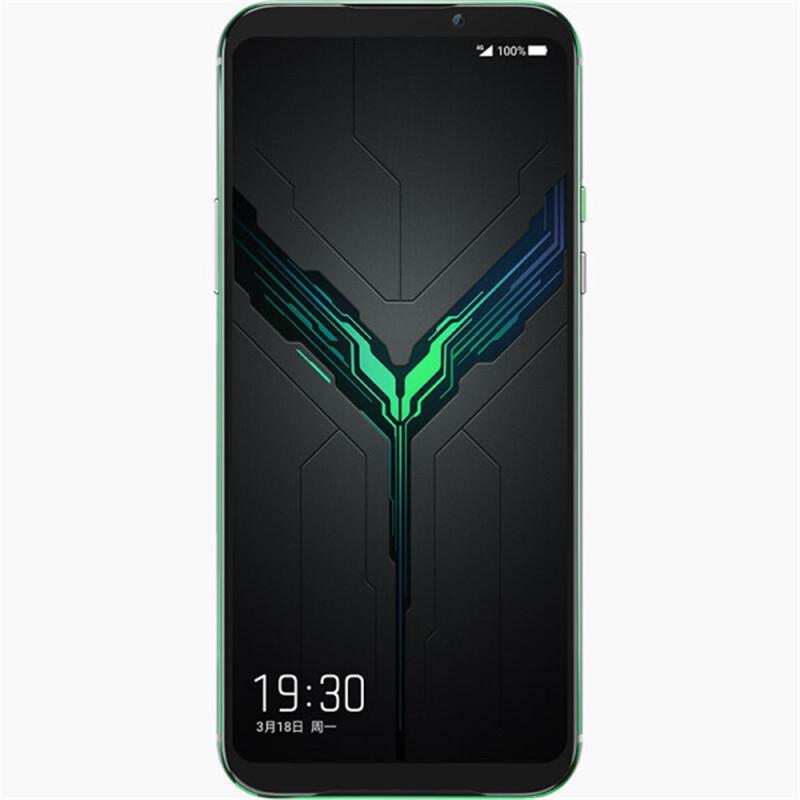 Оригинал Xiaomi Black Shark 2 4G LTE сотового телефона Gaming 8GB RAM 128GB 256GB ROM Snapdragon 855 окт ядра 6,39 дюйма 48MP Face ID Мобильный телефон