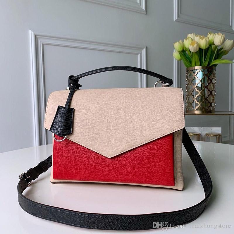diseñador de las mujeres bolso de lujo monedero de la manera totes de primera calidad L bolso del monedero del bolso del totalizador de la manera genuina de cuero de diseño