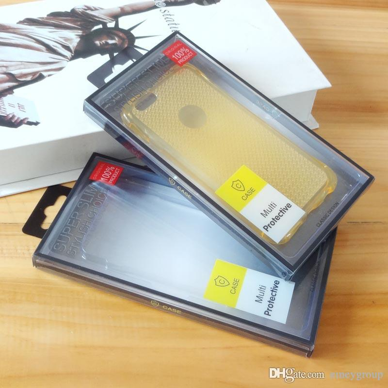 Universal plastic empty PVC retail package packing boxes for Phone Case iphone 11 pro xr X 8 7 xs max 6S plus Samsung S6 S7 S8 s9 s10 note 9