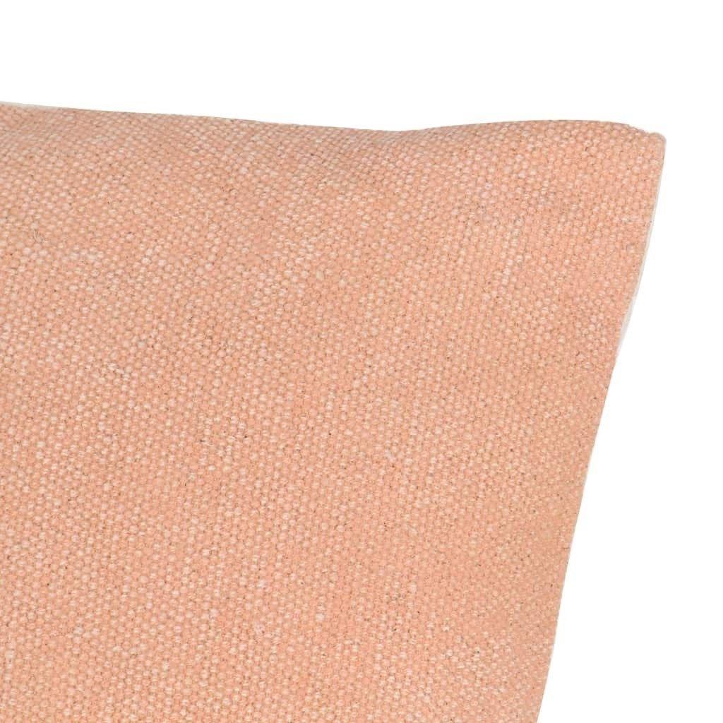 Килим подушки ручной работы 45х45 см розовый 2 шт Другие Домашний текстиль