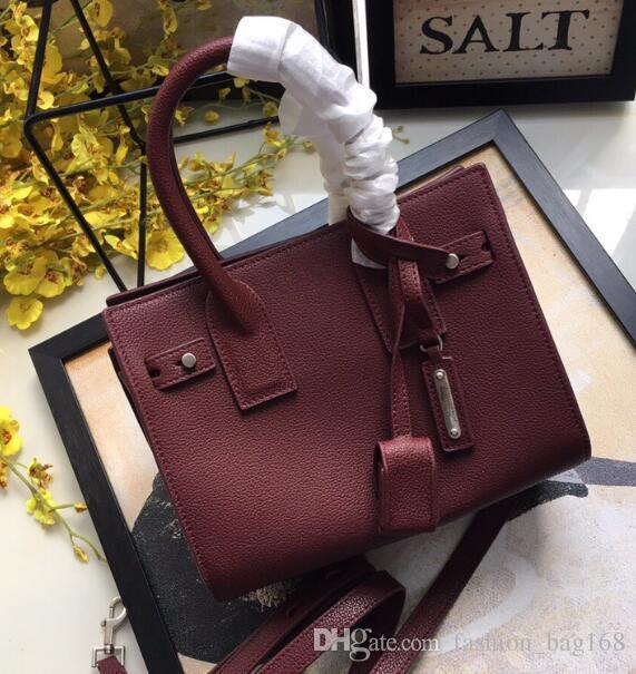 2018 Sıcak Kadınlar tasarımcı çanta, mini Retro Organ çanta ayarlanabilir zincir crossbody çanta hakiki deri çanta cüzdan haberci çantası kadın çantaları
