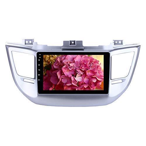 9-Zoll-Android 9.0 Auto-Stereo GPS-Navigation für 2014-2018 Hyundai Tucson mit Bluetooth-USB-WiFi Unterstützung SWC 1080P