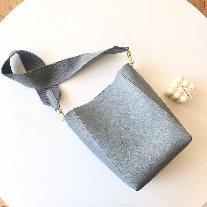 Kadın Çanta Çantalar Moda Çanta Cüzdan Omuz Kova Crossbody Tote Büyük 2021 Kalite Çanta NJDXJ