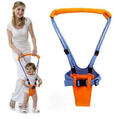 Crianças infantil da criança do bebê Caminhada Aprendizagem Assistente Harness Jumper Strap Belt