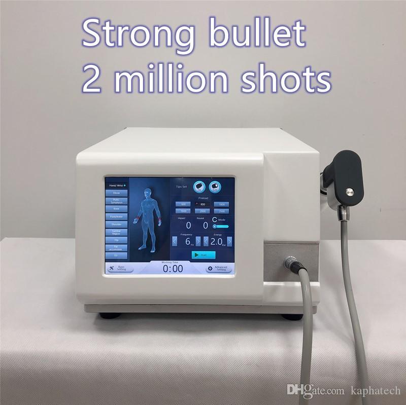 Экстракорпоральной ударно-волновой терапии Оборудование физиотерапевтическое оборудование ударная волна портативный ЭД машина с 3-х различных волн