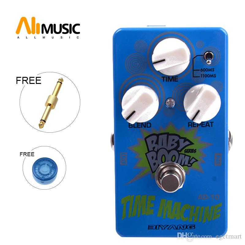 Biyang Baby Boom AD-10 Time Machine Analog Delay Effects Pedal
