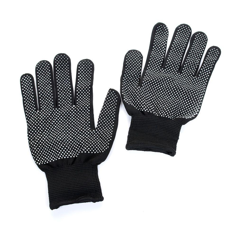 Household Protective Products Safety gloves Heat Resistant Protective Glove Hair Styling For Curling Straight Flat Iron Work gloves