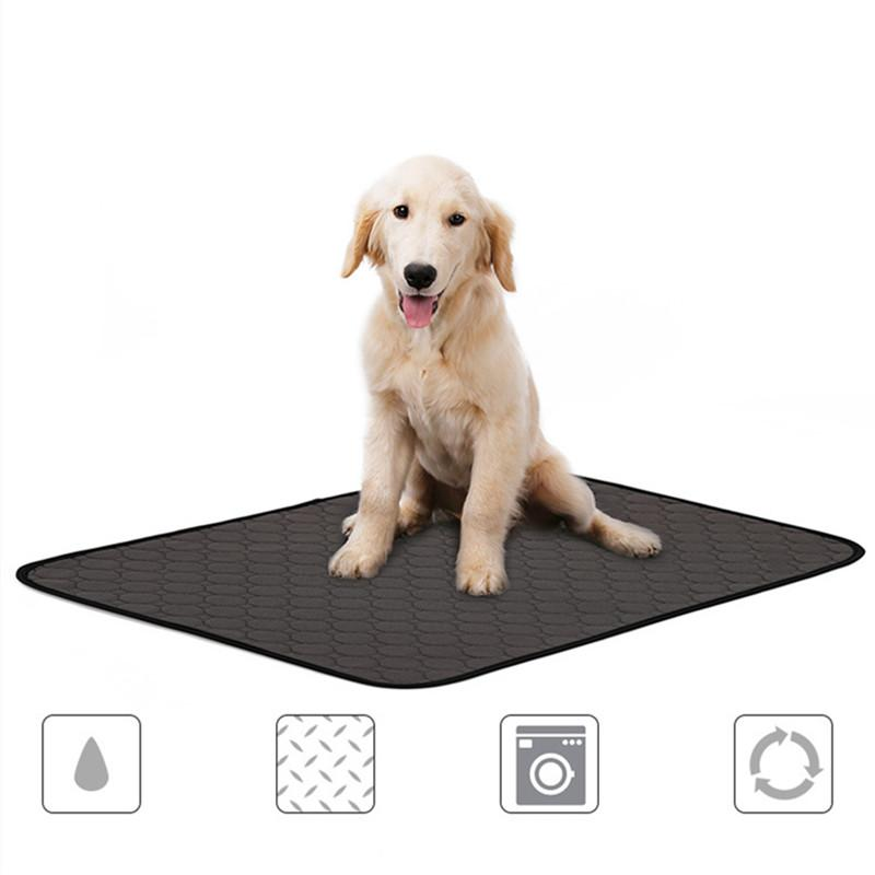 Kennels & Pens Dog Mats Washable Dog Pee Pads Non Slip Puppy Pad Control Waterproof Pet Mats for Travel,Crate,Floor,Playpen 23 JulyO8
