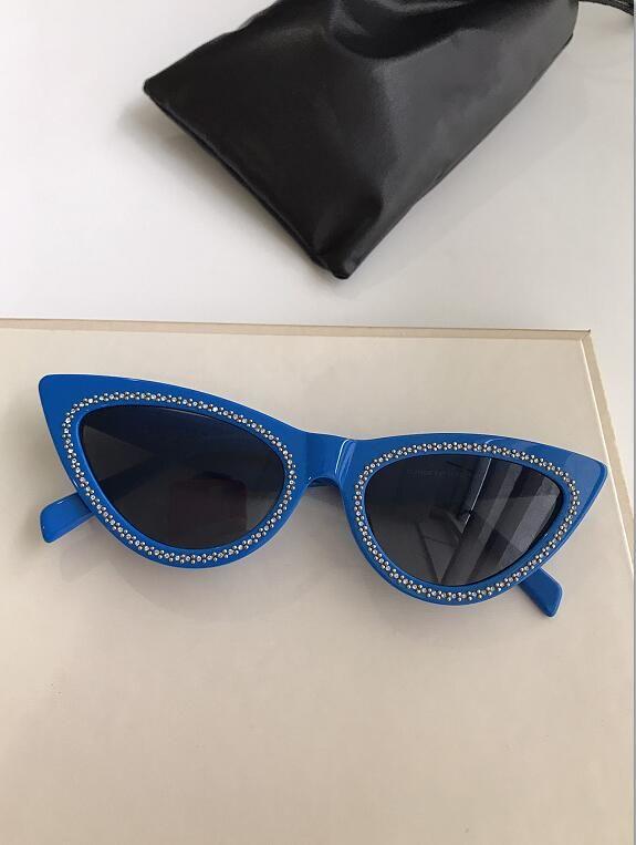 Оптовая Популярные Популярные 40191 Открытые Солнцезащитные очки Солнцезащитные Очки Простое с Женщинами Солнцезащитные Очки Очки Летняя защита УВ400 Новые Мужчины Мода GKJS