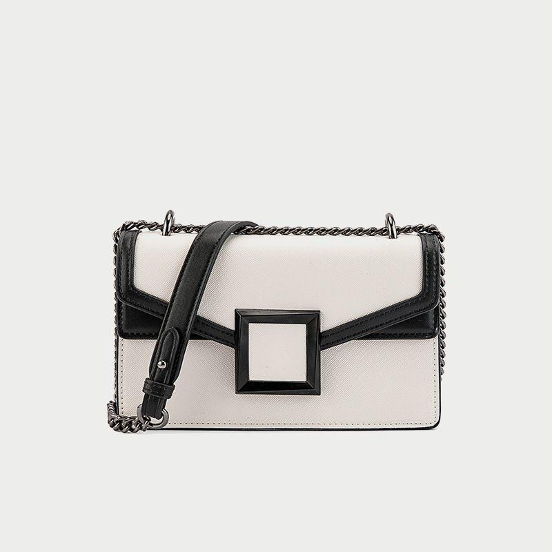 sacs à main 2020 nouvelles luxe concepteur sacs à main des femmes sac simples généreux petit carré sacs à bandoulière sangle d'épaule réglable