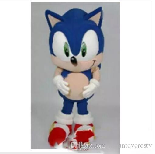 2019 Hot Sale New Sonic The Hedgehog Mascot Costume Sonic Mascot Costume Dalmatian Mascot Costume Zebra Mascot Costume From Mounteverestv 195 94 Dhgate Com