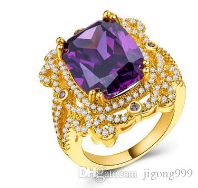 Moda toptan düşük pirce yüksek kalite elmas kristal zirkon kadın yüzük 17.55