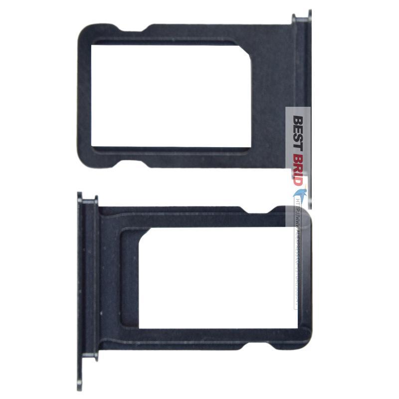 Adattatore vassoio 10pcs / lot nuovo SIM Card Reader per iPhone X SIM del supporto della fessura