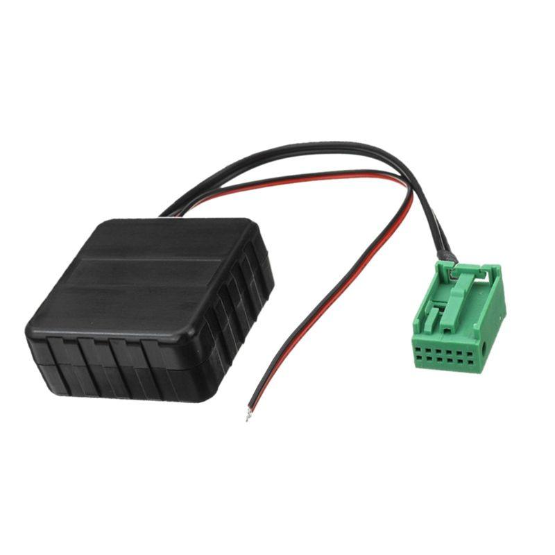 Модуль беспроводной Автомобильный Bluetooth-адаптер Aux аудио кабель для - CLC SLK SL 2008 Comand NTG