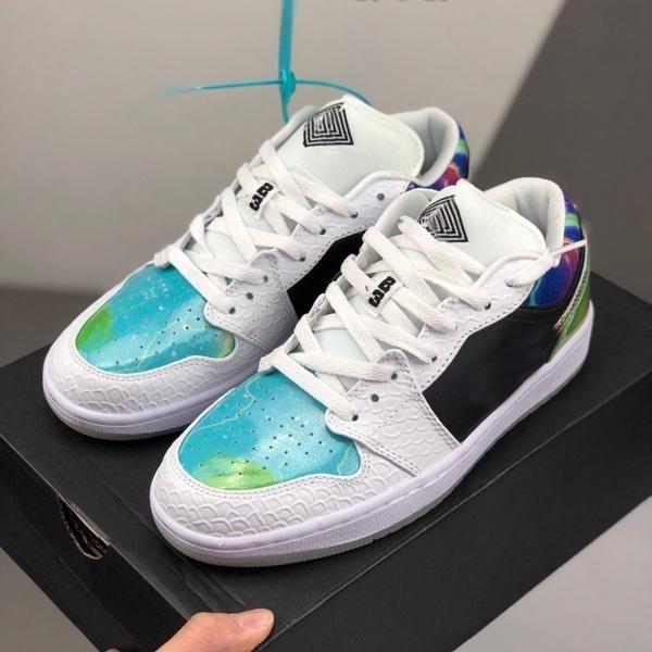 Nike 새로운 로우의 OG 망 xshfbcl 2020 농구 신발 별이 빛나는 하늘 야외 트레이너 여자 스포츠 스니커즈 화이트 블랙 디자이너 바구니 데 chaussure