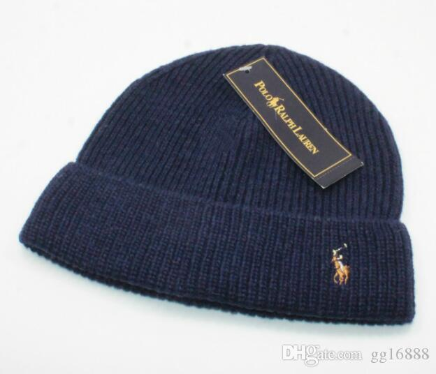 2019 أحدث الأزياء عالية الجودة رجل الشتاء القبعات المرأة الدافئة قبعة مصمم القبعات لطيف الفتيات قبعة outdoors قبعة كاب بو ماركة طيات عارضة القبعات