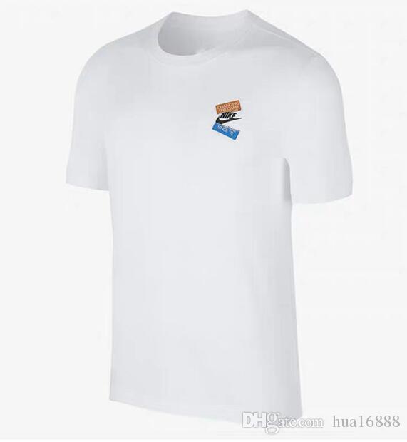 Neue Art und Weise Frauen Männer T-Shirt Studenten kurzärmelige lässige T-Shirts unisex Sommer T Tops FSSS7512