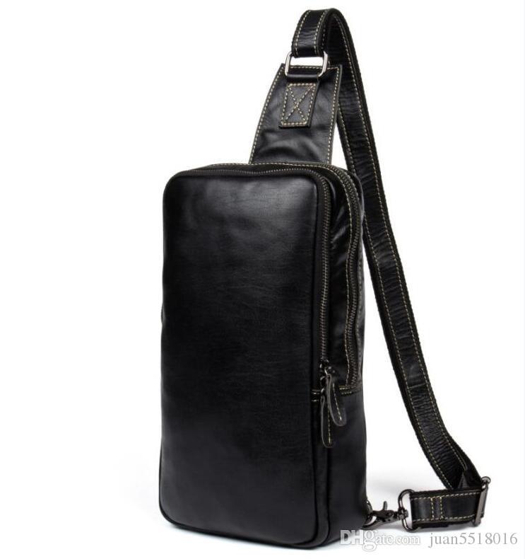 Высокое качество ручной мужской моды слинг мешок крест тела посыльного сумки 4 цвета женщин на открытом воздухе талии чемоданчик груди мешок 51994